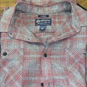 Long sleeve casual button up